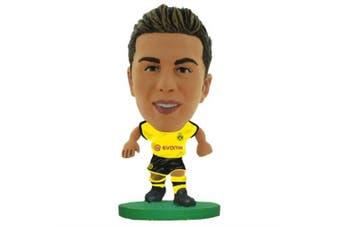 Borussia Dortmund SoccerStarz Gotze Figure (Yellow/Black) (One Size)