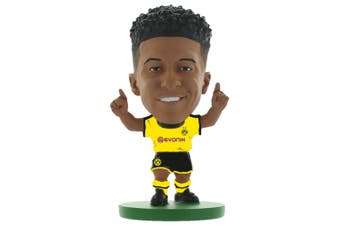 Borussia Dortmund SoccerStarz Sancho Figure (Yellow/Black) (One Size)