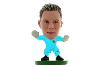 FC Barcelona SoccerStarz Ter Stegen Figure (Blue) (One Size)