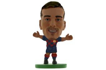 FC Barcelona SoccerStarz Griezmann Figure (Navy/Red) (One Size)