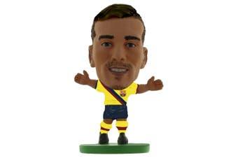 FC Barcelona SoccerStarz Griezmann Figure (Yellow/Black) (One Size)