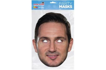 Chelsea FC Frank Lampard Mask (Flesh) (One Size)