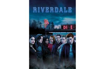 Riverdale Poster (Multicoloured) (One Size)