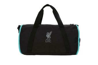 Liverpool FC Unisex Adult Holdall (Black) (One Size)