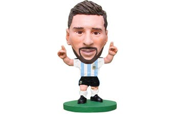 Argentina SoccerStarz Messi Figure (Multicoloured) (2in)
