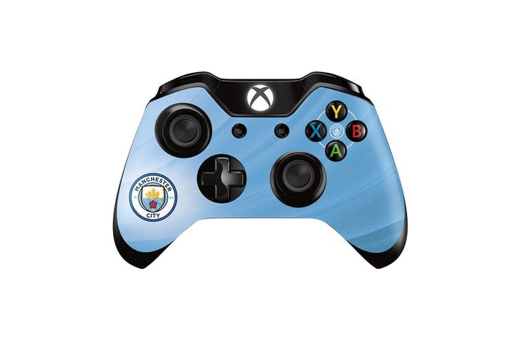Manchester City FC Xbox One Controller Skin (Blue) (One Size)