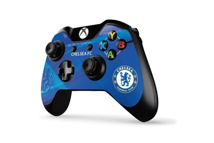 Chelsea Fc Xbox One Controller Skin Blue One Size Kogan Com