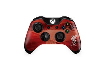 Liverpool FC Xbox One Controller Skin (Red) (One Size)