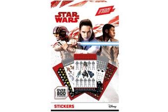 Star Wars 800 Piece Sticker Set (Multi) (One Size)