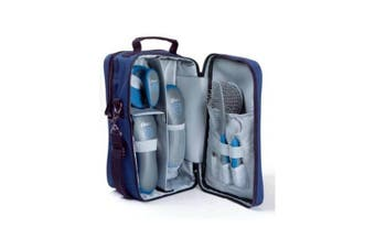 Oster Seven Piece Horse Grooming Kit (Blue) (One Size)