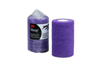 Vetrap 10cm Bandage (Purple) (10cm)