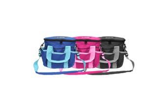 StableKit Grip Grooming Bag Set (Blue) (One Size)