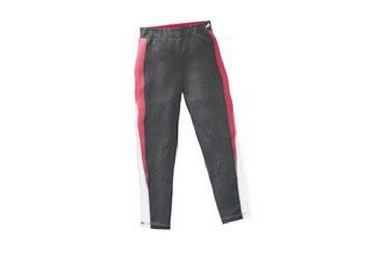 Harry Hall Junior Hi-Viz Jodhpurs (Pink) (20 inches)