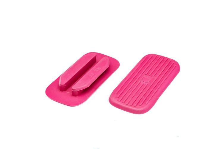 Cottage Craft PSOB Stirrup Treads (Pink) (4in (100mm))