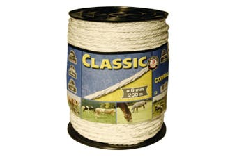 Classic Fencing Rope (May Vary) (200m)