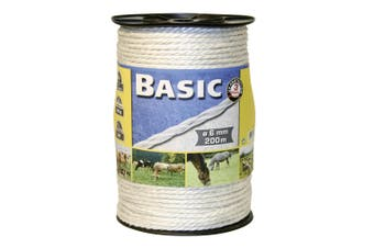 Basic Fencing Rope With Steel Wires (May Vary) (200m)