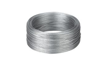 Stranded Galvanised Wire (May Vary) (200m)
