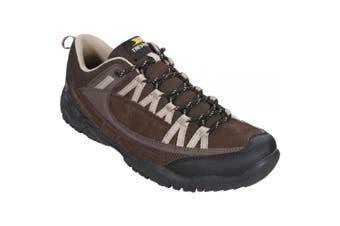 Trespass Mens Taiga Walking Trainers (Heath) - UTTP1129