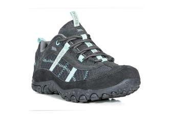Trespass Womens/Ladies Fell Lightweight Walking Shoes (Iron) - UTTP154