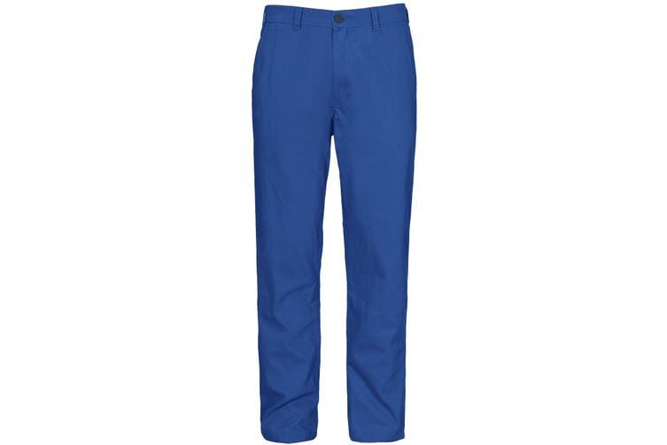 Trespass Mens Milium Classic Casual Trousers (Electric Blue) (S)