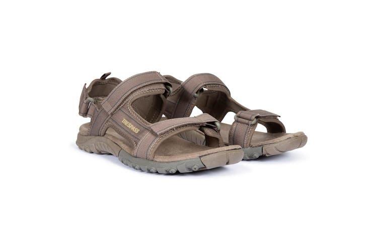 Trespass Mens Alderley Active Sandals (Brindle) (12 UK)