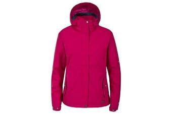 Trespass Womens/Ladies Malissa Lightly Padded Waterproof Jacket (Cerise) - UTTP3070