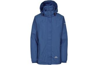Trespass Womens/Ladies Nasu II Waterproof Shell Jacket (Midnight) - UTTP3377