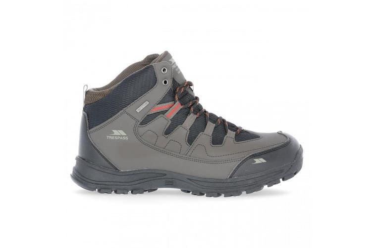 Trespass Mens Finley Waterproof Walking Boots (Coffee) (6 UK)