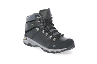 Trespass Mens Cantero Waterproof Hiking Boots (Black) - UTTP3454