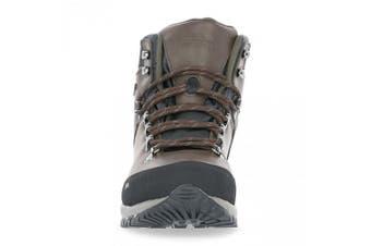 Trespass Mens Cantero Waterproof Hiking Boots (Pinecone) - UTTP3454