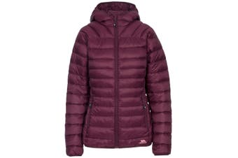 Trespass Womens/Ladies Trisha Packaway Down Jacket (Fig) - UTTP3544