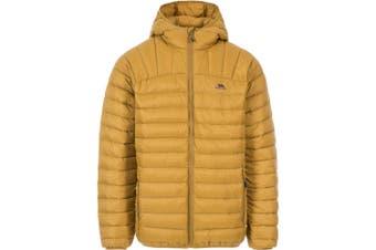 Trespass Mens Romano Down Jacket (Sandstone) - UTTP3776