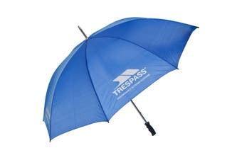Trespass Adults Golf Umbrella (Blue) (One Size)