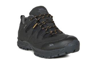 Trespass Mens Finley Low Cut Hiking Shoes (Black) - UTTP4116