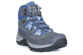Trespass Womens/Ladies Merse Breathable Walking Boots (Steel) - UTTP4179