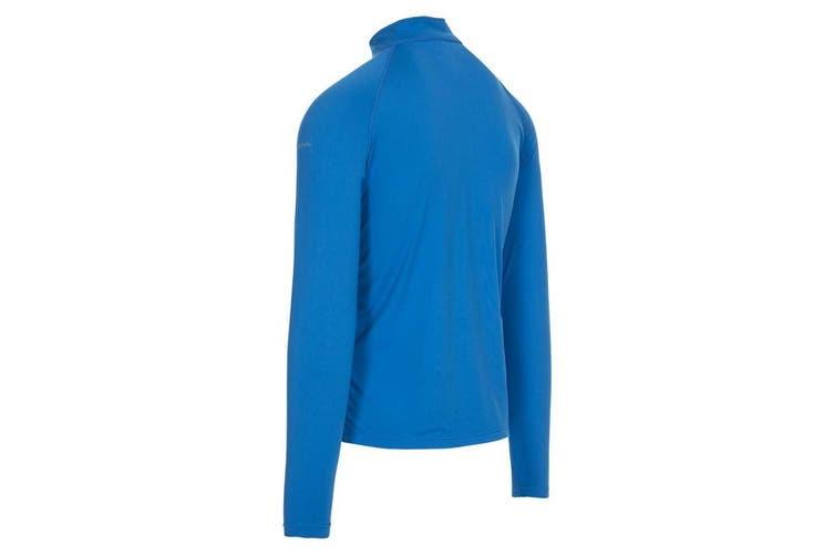 Trespass Mens Arowson Active Top (Vibrant Blue) (XL)