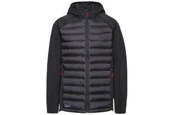 Trespass Mens Cade Down Jacket (Black) - UTTP4366