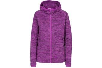 Trespass Womens/Ladies Riverstone Fleece Jacket (Purple Orchid Marl) - UTTP4393