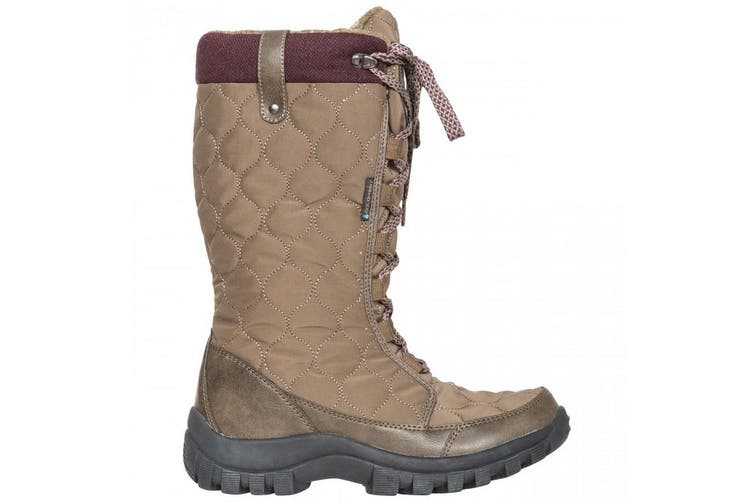 Trespass Womens/Ladies Ceitidh Snowboot (Pecan) (3 UK)