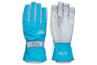 Trespass Womens/Ladies Vizza II Gloves (Marine) (L)