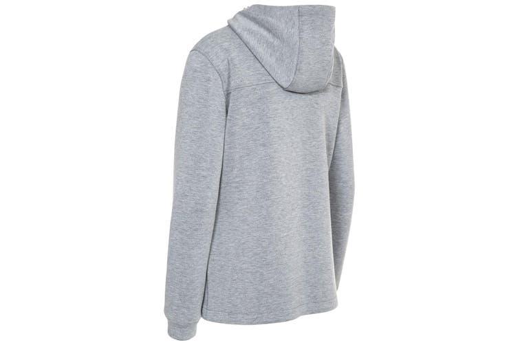 Trespass Womens/Ladies Tauri Active Jacket (Grey Marl) (XXS)