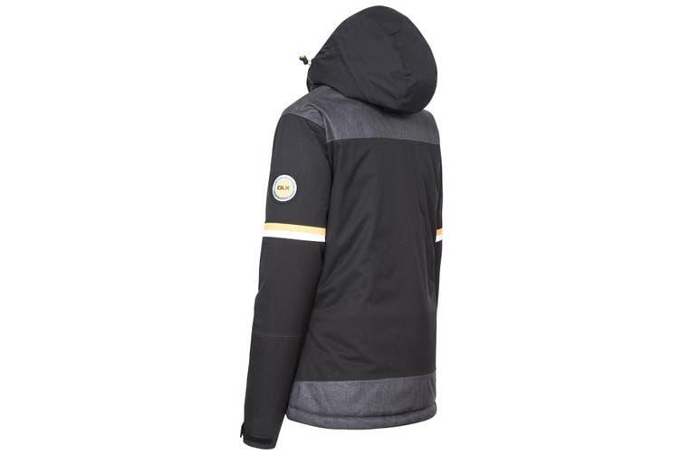 Trespass Womens/Ladies Rosan Ski Jacket (Black) (L)