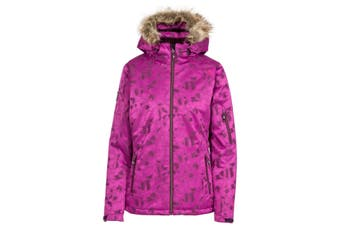 Trespass Womens/Ladies Merrion Ski Jacket (Purple Orchid) (M)