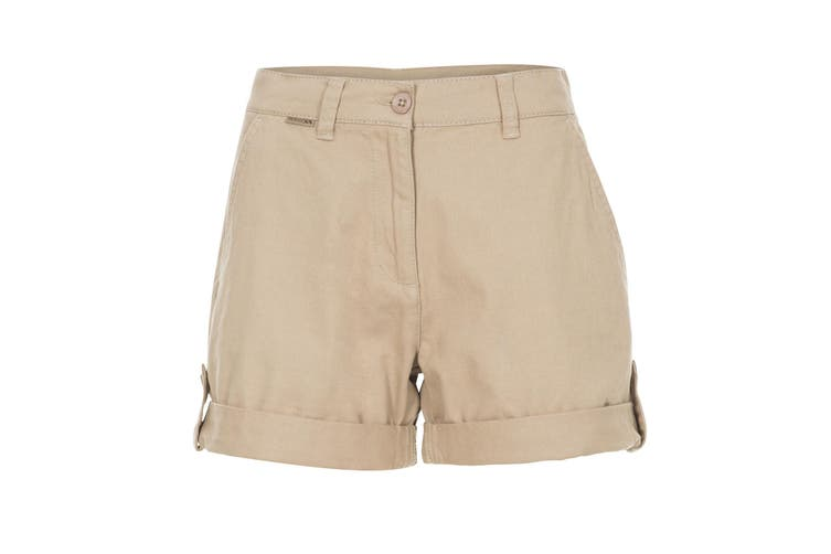Trespass Womens/Ladies Rectify Adventure Shorts (Wheat) (M)