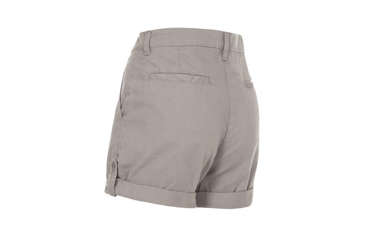 Trespass Womens/Ladies Rectify Adventure Shorts (Storm Grey) (XS)