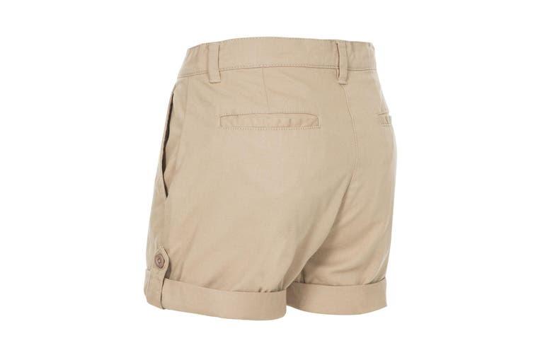 Trespass Womens/Ladies Rectify Adventure Shorts (Wheat) (XS)