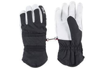 Trespass Womens/Ladies Derigi Gloves (Black) (S)