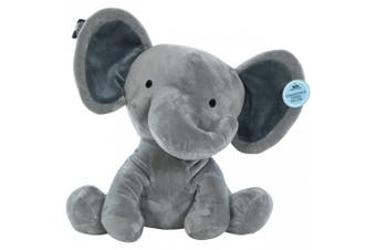 Trespass Childrens/Kids Zalika Elephant Convertible Travel Pillow (Storm Grey) (One Size)