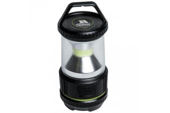 Trespass Optimus Rechargeable LED Lantern (Black) (One Size)