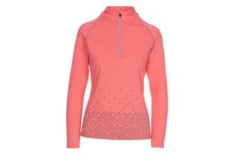 Trespass Womens/Ladies Belinda Active Top (Neon Coral) - UTTP4824